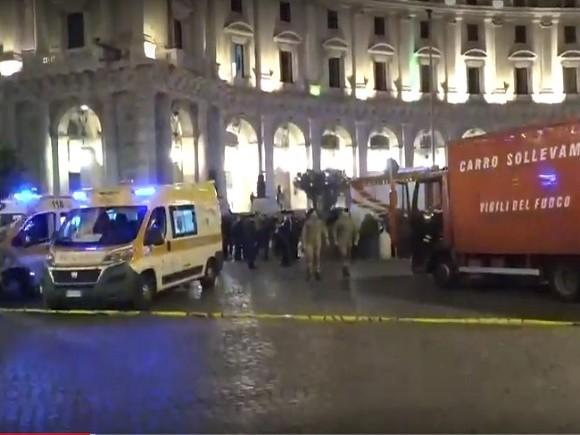 Клуб ЦСКА пообещал оказать помощь пострадавшим в Риме болельщикам