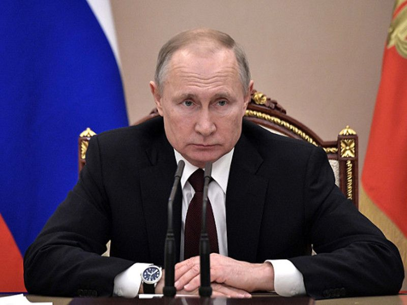 Путин подписал закон, который упростит расследование оборота порнограф