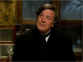 Стоп-кадр из фильма «Шерлок Холмс: Игра теней»