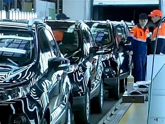 Спрос наавтомобили вРФ опустится на10% в нынешнем 2016г — Минпромторг