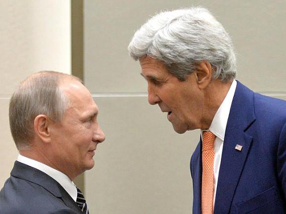 США будут искать методы  сотрудничества сРоссией поСирии— Госдеп