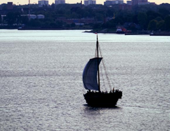 ВСан-Франциско перевернулась лодка с30 детьми