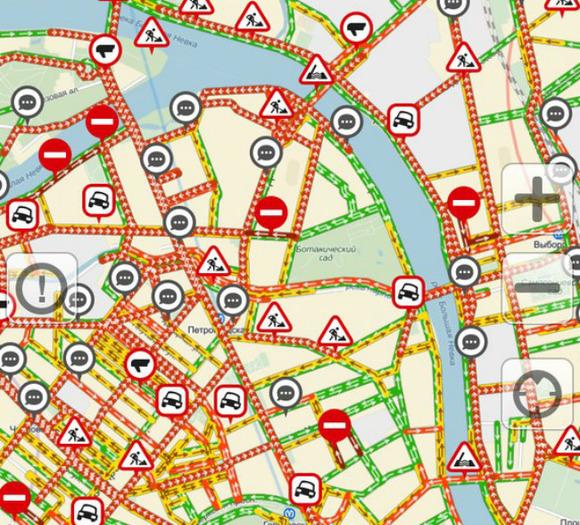 «Яндекс» принял решение сделать частично платным собственный навигатор