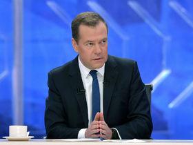 Фото Facebook @Dmitry.Medvedev