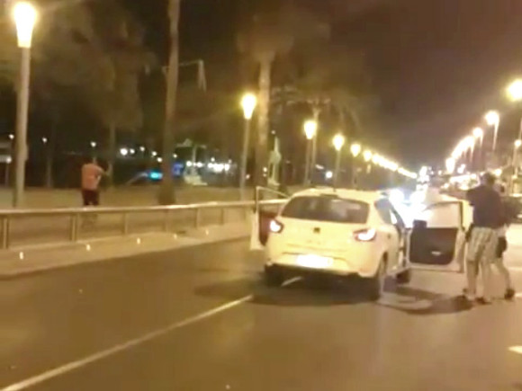 Милиция установила личность водителя фургона— Теракт вБарселоне