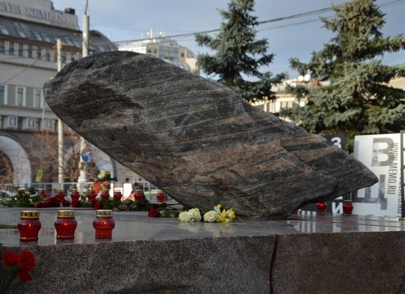Акция впамять ожертвах политических репрессий пройдет в северной столице