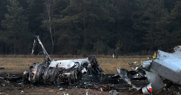 НаАлтае возбуждено дело окрушении самолета Ил-103