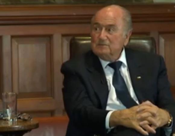 Экс-президент ФИФА Блаттер: яуверен всвоей невиновности