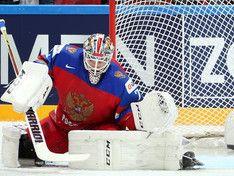Российского голкипера отстранили от матча НХЛ из-за «инцидента»