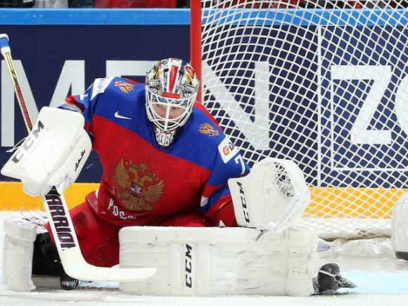 Сборная России одержала рекордную победу над датчанами