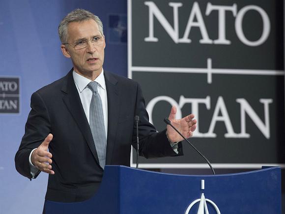 На февральском саммите НАТО проголосует за усиление присутствия в регионе Черного моря