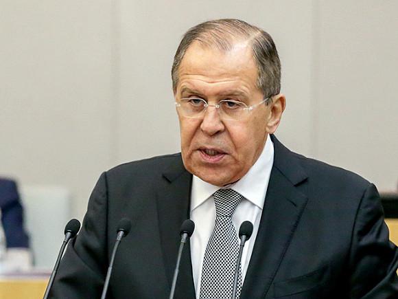 Сергей Лавров проведет переговоры сколлегой изВенесуэлы