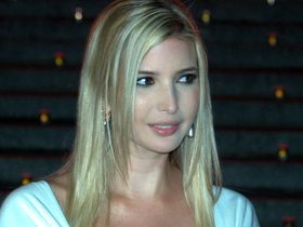Фото «Ivanka Trump at the 2009 Tribeca Film Festival» участника David Shankbone - David Shankbone. Под лицензией CC BY 3.0 с сайта Викисклада