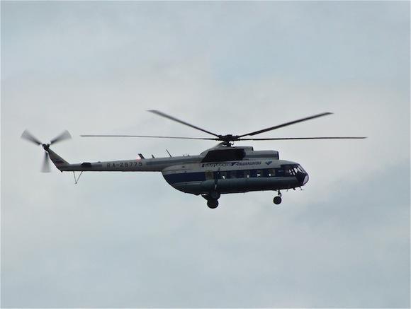 Двое погибли и четверо пострадали при аварийной посадке Ми-8 в Томской области