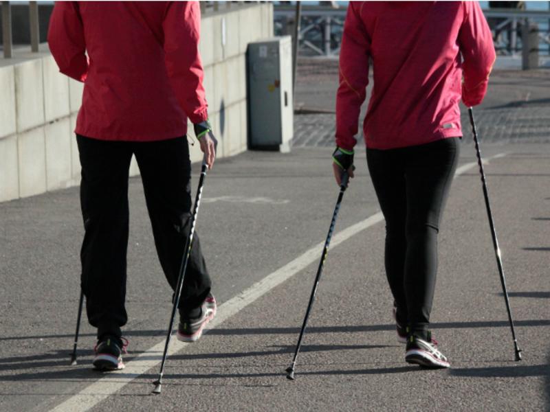 Долгожительство зависит от скорости ходьбы
