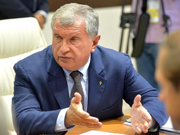 «Ведомости» обжаловали решение поиску руководителя Роснефти Игоря Сечина