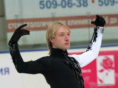 фото с официального сайта Евгения Плющенко