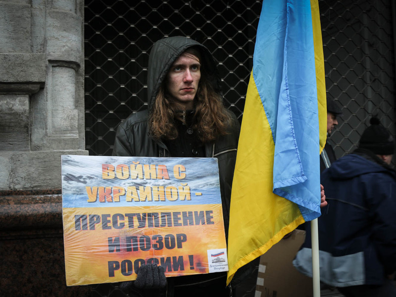 Путин готовится к распаду Украины?