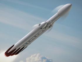 Фото с сайта http://www.spacex.com