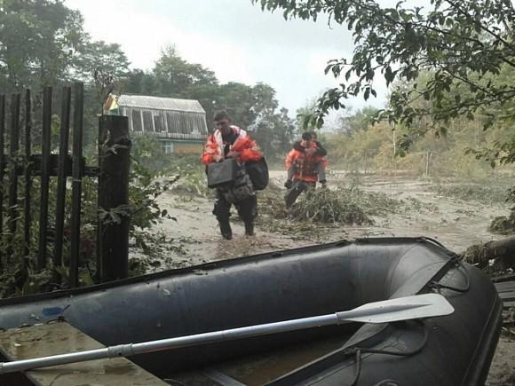 Руководитель МЧС Пучков: ВПриморье заканчиваются аварийно-спасательные работы