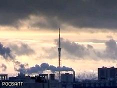 Падение промпроизводства в России резко ускорилось в апреле