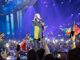 На Евровидении по России не скучали