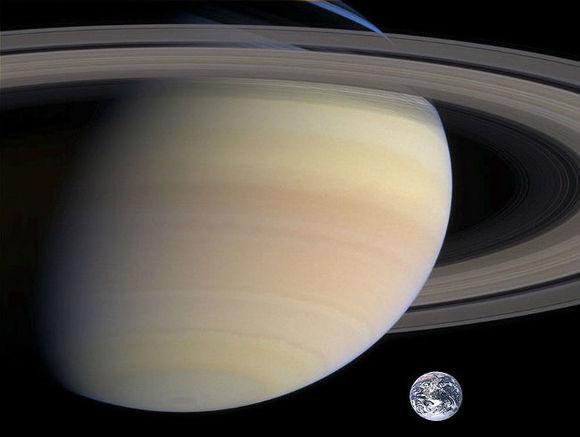 В Мексике обнаружены странные формы жизни, связанные с Юпитером и Сатурном