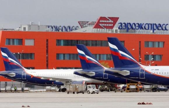 Аэропорт Шереметьево Sheremetyevo International Airport