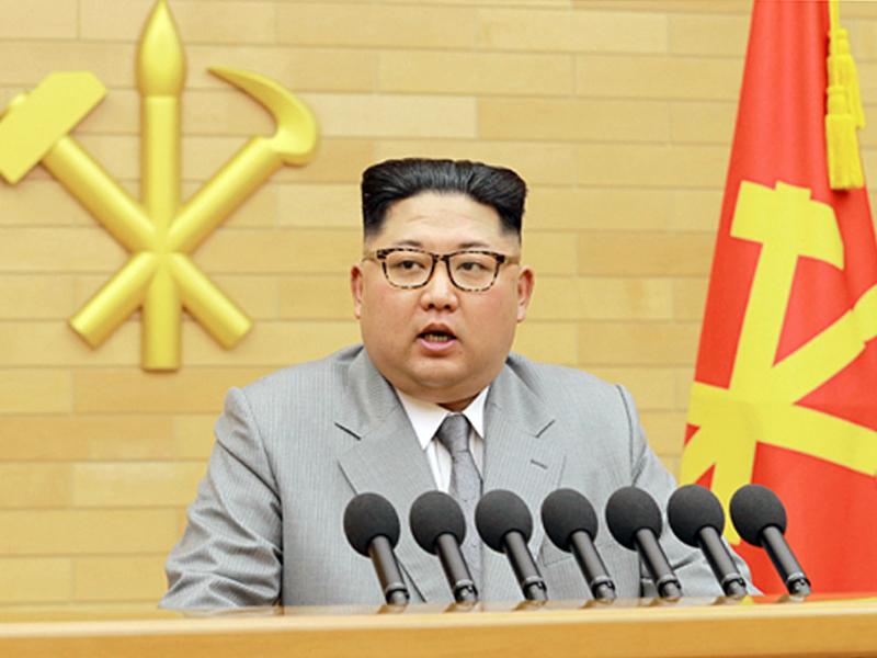 Ким Чен Ын в Приморье все же попробовал каравай (видео)