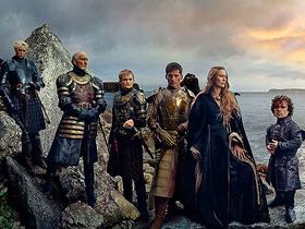 Стоп-кадр из сериала «Игра престолов»