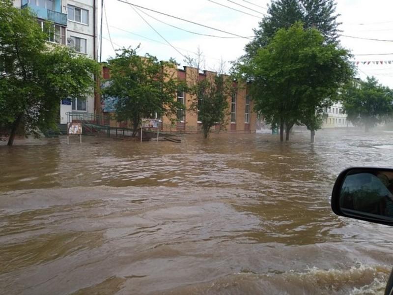 В Тулуне остаются подтопленными после паводка 138 домов