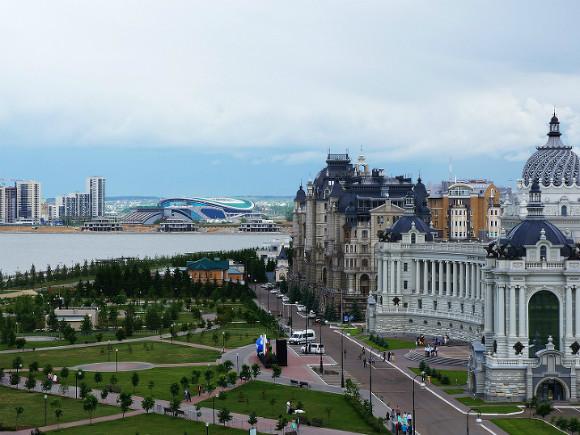 Два кремля и один договор