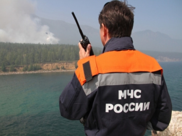Падением вертолета возеро вЛенобласти занялись следователи