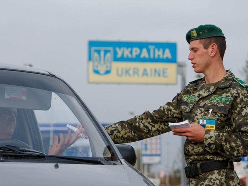 Четырех российских актеров не пустили на Украину пограничники