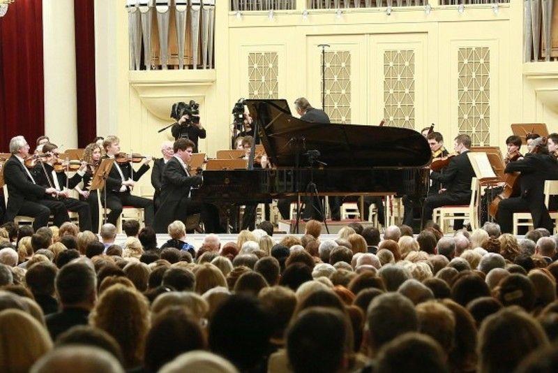 В петербургской Филармонии пройдет юношеский конкурс имени Шопена