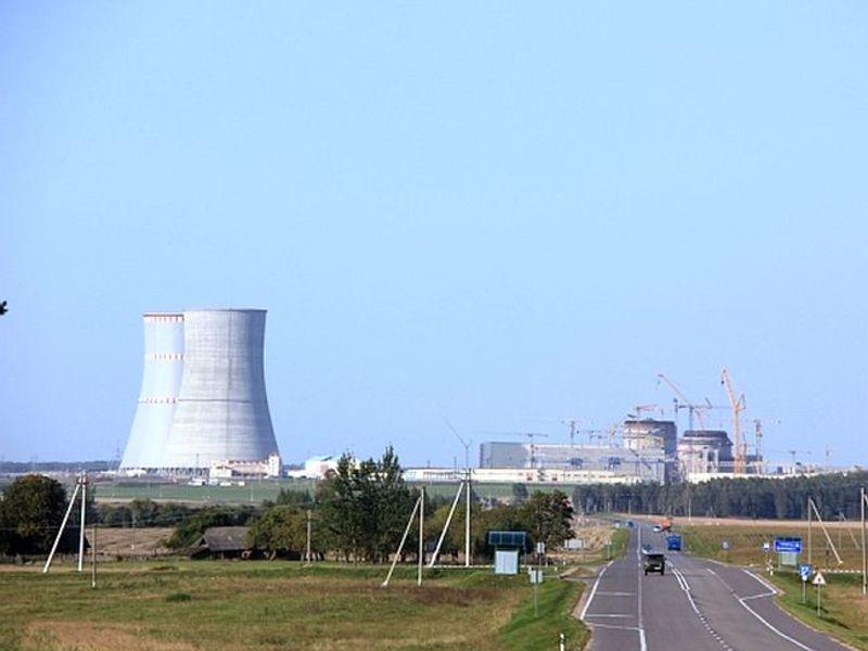 Экологи потребовали остановить строительство БелАЭС
