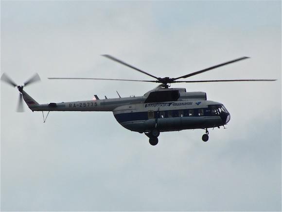 Шесть человек погибли при крушении вертолета вХабаровске  Сегодня в08