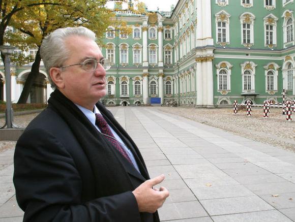 Директор Эрмитажа Михаил Пиотровский выразил благодарность группе «Ленинград»
