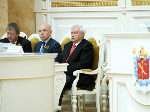 Полтавченко представил руководству  города новых глав 3-х  районов