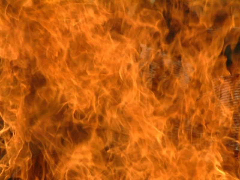 В Петербурге женщина чуть не погибла в горящей квартире