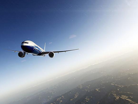 Греческий Boeing без разрешения приземлился в Молдавии