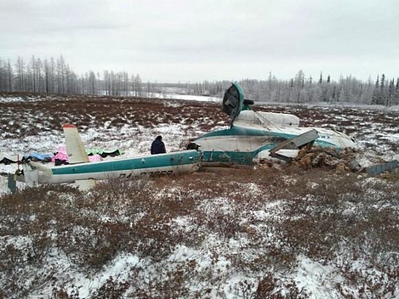 МАК: уразбившегося наЯмале Ми-8 было недостаточно топлива