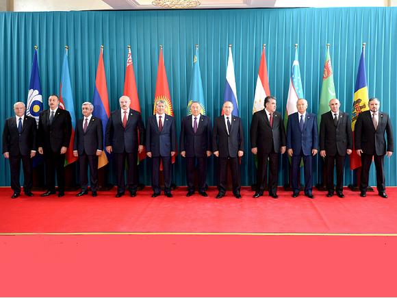 Совещание глав стран СНГ может пройти в столице России в 2017г