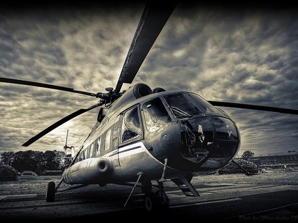 МАК сформировал комиссию по расследованию аварийной посадки вертолета под Томском