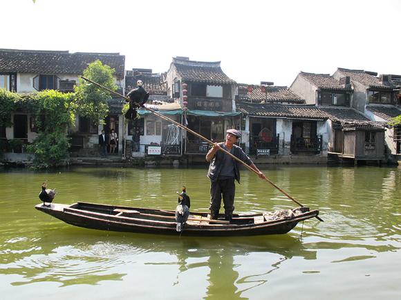 Путешествие по Китайской Венеции