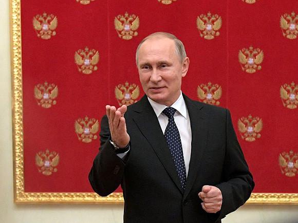 Путин сказал, что тормозит производство высокотехнологичной продукции вРФ