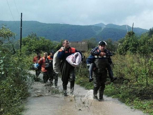 Руководитель МЧС Приморья умер впроцессе спасательной операции