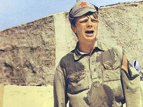 Стоп-кадр из фильма «Белое солнце пустыни»