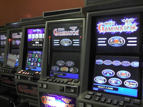 Подпольные игровые автоматы в новосибирске самые известные казино онлайн