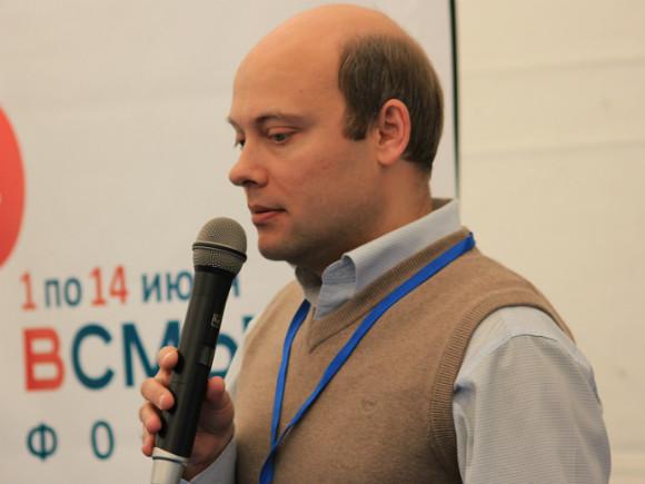 Пресс-аташе Полтавченко назначили замглавы администрации Петербурга